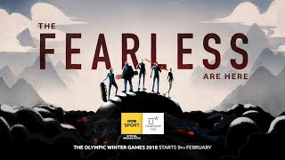 Winter Olympics 2018 on the BBC - The Fearless Are Here - BBC Sport