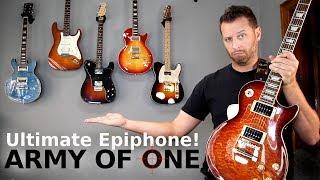 The ULTIMATE EPIPHONE vs SIX Top-Tier American Guitars!!