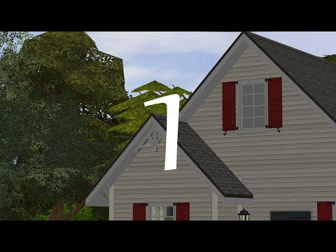 The Sims 2 - Riverblossom Hills - 115 Riverbend Road - Part 1