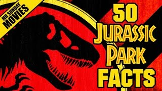 Download 50 JURASSIC PARK Franchise Facts & Trivia Video
