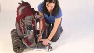 How to Pack a Backpack: Eastern Mountain Sports