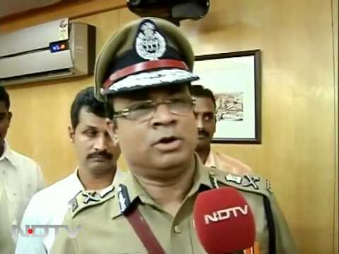 Jayalalithaa appoints J K Tripathy as new Chennai Police Commissioner