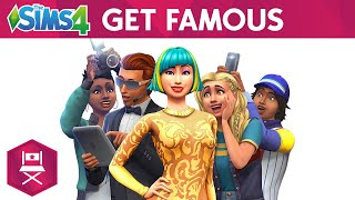The Sims 4: Get Famous Official Reveal Trailer