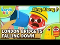 Sing Along London Bridge Is Falling Down English Larva KIDS Song