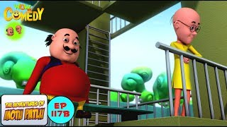 Bahaduri Puraskar - Motu Patlu in Hindi - 3D Animated cartoon series for kids - As on Nick