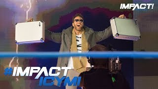 Eli Drake Reveals His Tag Team Partner for Redemption | IMPACT! Highlights Apr. 12 2018