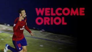 Introducing Oriol Riera