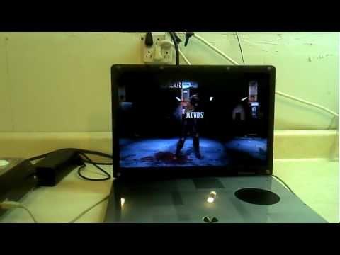 new Xbox 360 laptop  gameplay