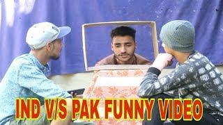 Ind V/S Pak Funny Video