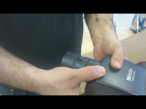 Miele Vacuum Accessory, STB 101 Turbo Brush