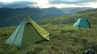 Download 4 Day Camping Trip in the Mountains - Lake District Wild Camping Adventure | Ep 1 Video
