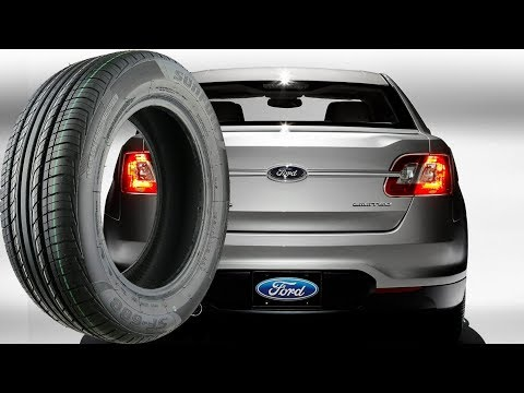 Stock Tire Size for all FORD TAURUS 2000-2017