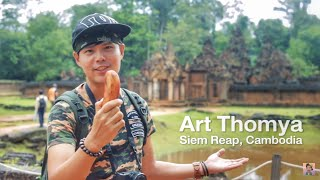 7 MUST-EATS in SIEM REAP, Cambodia (ANGKOR WAT & MORE)