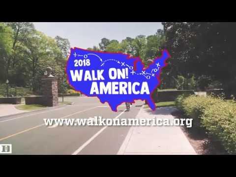 Brennan Besser: Walk On! America (5/10/18)