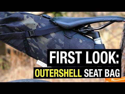 First Look: Outershell Bikepacking Seatbag