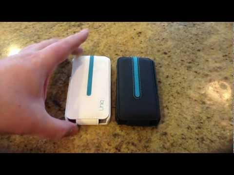 Uniq Cases For iPhone 4S Blanche And Blackout Case Review