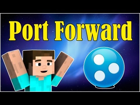 TUTORIAL - How To PORT Forward a MINECRAFT TEKKIT Server! Step By Step Easy Explained Tutorial