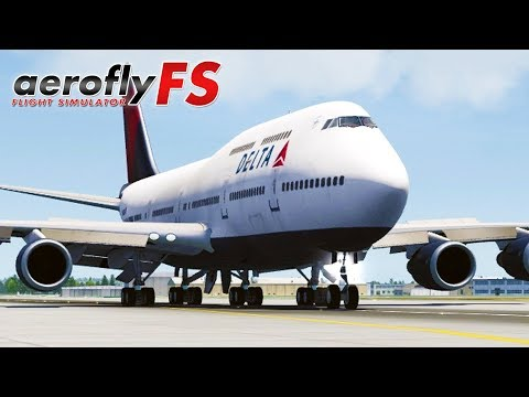 Aerofly 2 android Game Play on runway