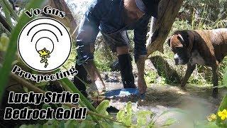 Lucky Strike - Bedrock Gold