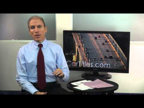How to get a duplicate title for a vehicle in New Jersey