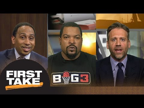 Stephen A., Max and Ice Cube debate NBA Rookie of the Year   First Take   ESPN