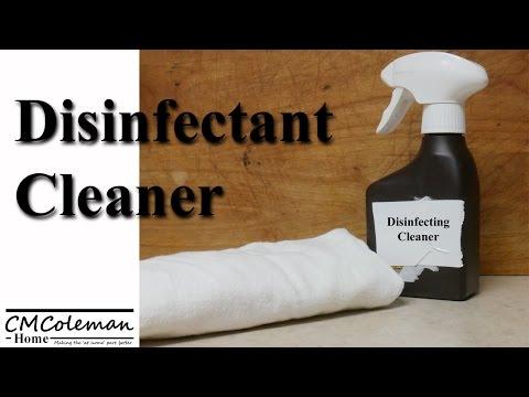 Simple DIY Peroxide  Cleaner
