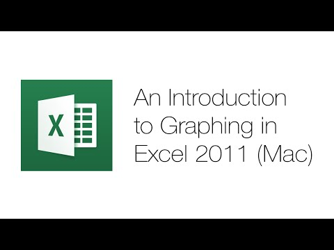 Office Tutorials - An Introduction to Graphing (Microsoft Excel 2011)