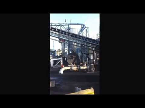 Installation of a New Conveyor Belt
