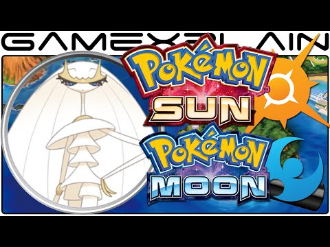 Pokémon Sun & Moon Analysis Part 2 - Aether Foundation, Gladion, New Locations, & the Ultra Beasts!