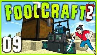 Foolcraft 2 | Ep 09 | Iskallium Juice Quarry! || Minecraft Modded