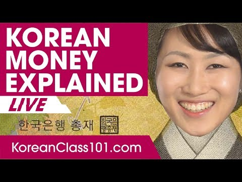ALL You Need to Know About Korean Money | Learn Basic Korean