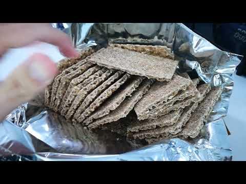 Ryvita Sesame Rye Crispbread