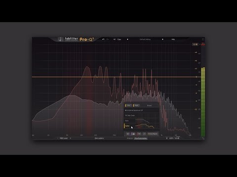 Fabfilter Pro-Q 3   Frequency Collisions & Multi-Spectrums Tutorial