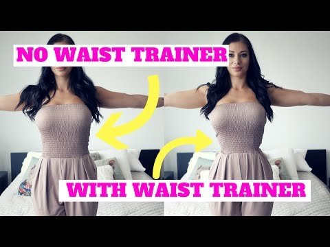 Waist Trainer Under Clothes - See How Waist Trimmer Looks With Different Outfits - Luxx Curves