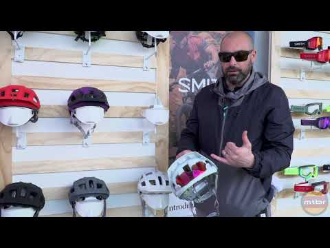 Sea Otter 2018: Smith Session Helmet
