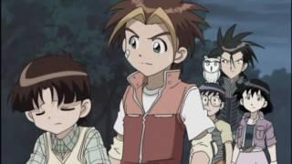 Idaten Jump Episode 49 in Hindi -  Flame Kaiser Vs Team Idaten!
