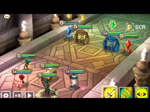 Summoners War Sky Arena:5 star Dragon knight showcase