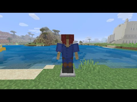 Minecraft: PlayStation®4 Edition : how to make a mario costume and building a armor house