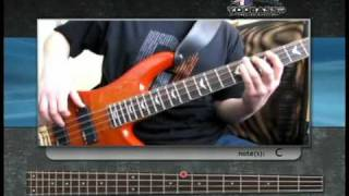 Daddy Cool Bass Cover (video Tab)