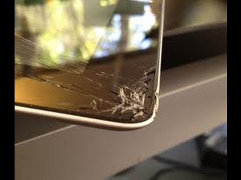 $2 fix for a CRACKED iPad Screen? Will this work for YOU too?