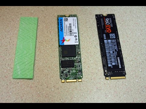 M.2 vs NVME: What's the difference?
