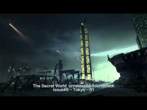 The Secret World unreleased Soundtrack Issue#9 - Tokyo - 01