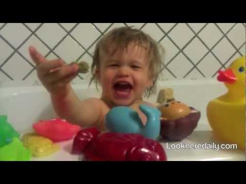 toddler poop in tub