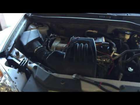 2008 cobalt P0102 mas air flow signal