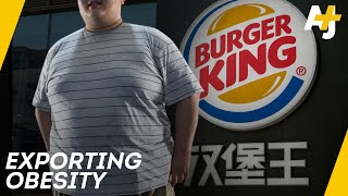 How The U.S. Is Exporting Obesity   AJ+