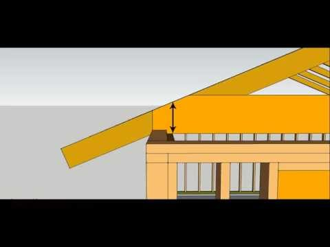 Watch This Video before Replacing Garage Rafter Ties with Ceiling Joist