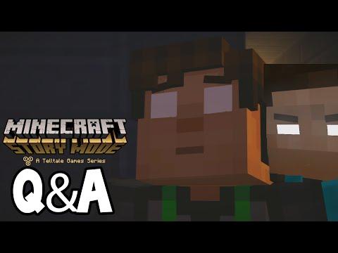 Minecraft Story Mode - Will We See HEROBRINE ?