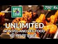 Barbeque Nation - Unlimited Non Veg and Veg Food at Rs 700 BUFFET ! जी भर क खाओ mp3