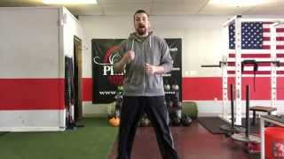 Discus Correct Weight Shifting In The Power Position Elitethrowscoach