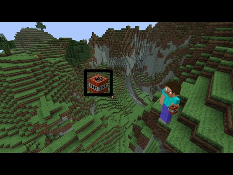 HOW TO MAKE THROWING TNT MCPE | Minecraft Pe